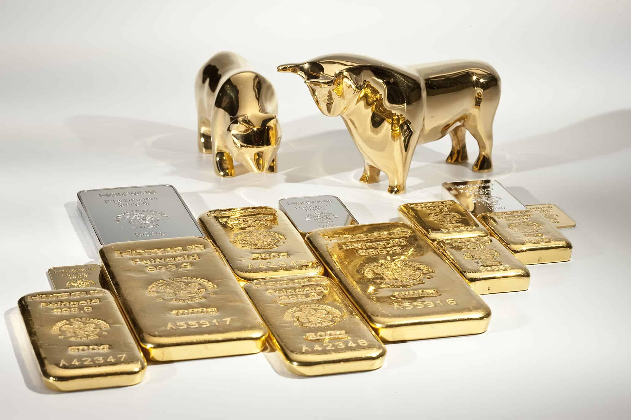 cour de l or en bourse