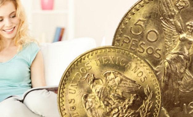 50 Pesos or : l'investissement idéal