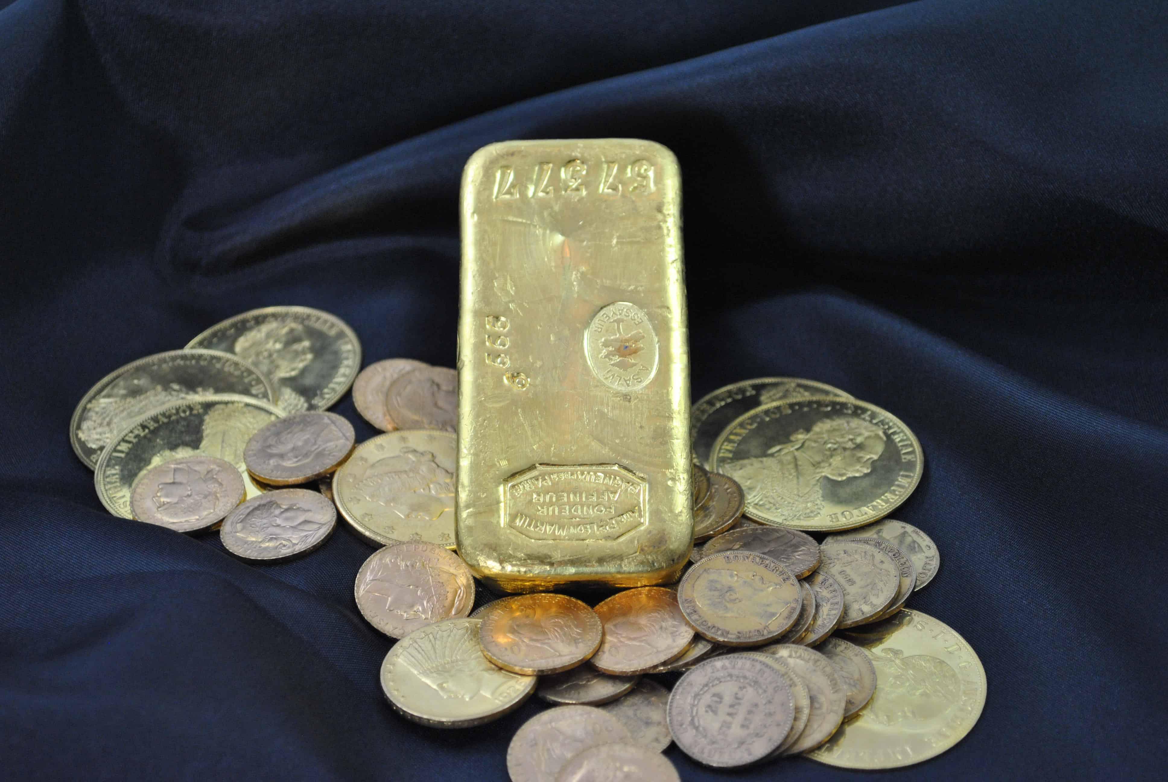 Investir dans l'or en 2017