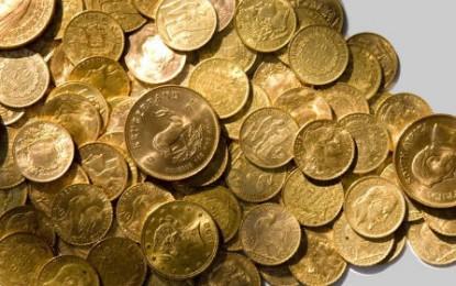 La valeur de l'or pour 2013 a des chances de progresser