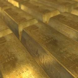 Cours de l'or au mois de juillet 2014
