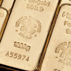 Le cours de l'or peut baisser momentanément
