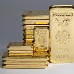 Lingots d'or : le succès des lingotins