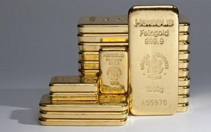 Le prix de l'or en France : quel bilan pour 2012 ?