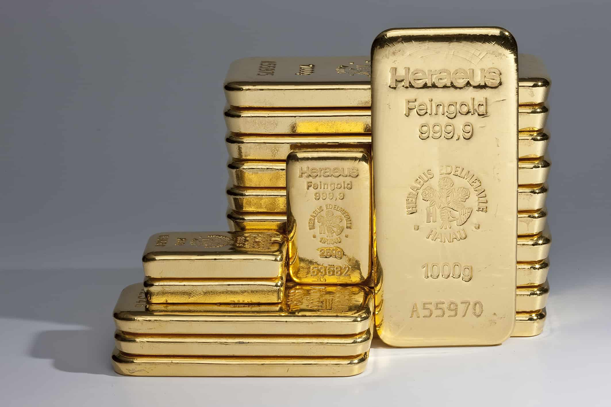 photo lingot d or d investissement