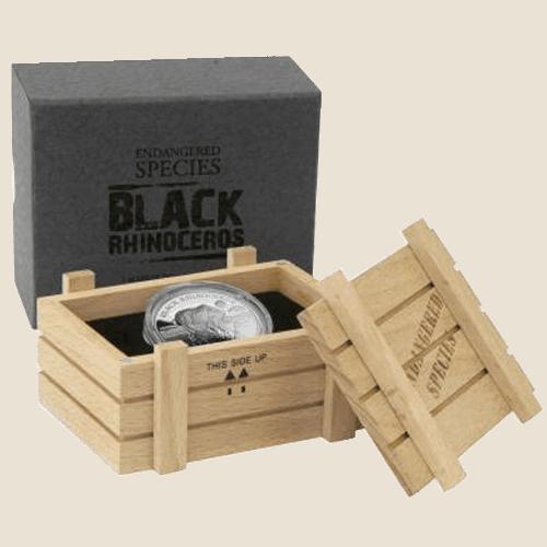 rhinoceros-noir-afrique-new-zealand-mint-boite